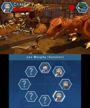 LEGO Jurassic World Review - Screenshot 1 of 4
