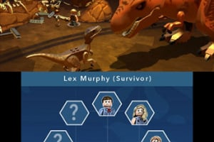 LEGO Jurassic World Screenshot