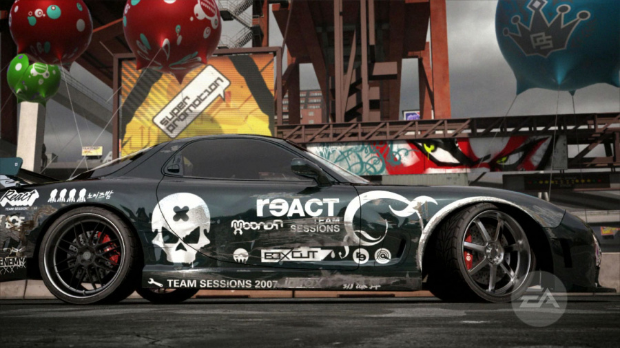 Need For Speed: ProStreet Review - Screenshot 2 of 3