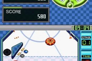 G.G Series AIR PINBALL HOCKEY Screenshot