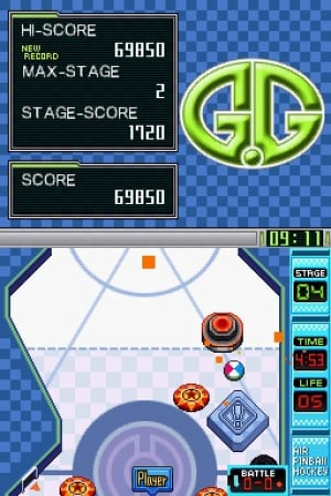 G.G Series AIR PINBALL HOCKEY Review - Screenshot 2 of 2
