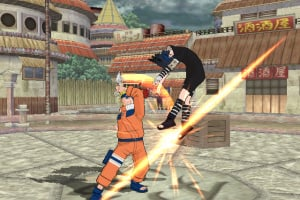Naruto: Clash of Ninja Revolution Screenshot