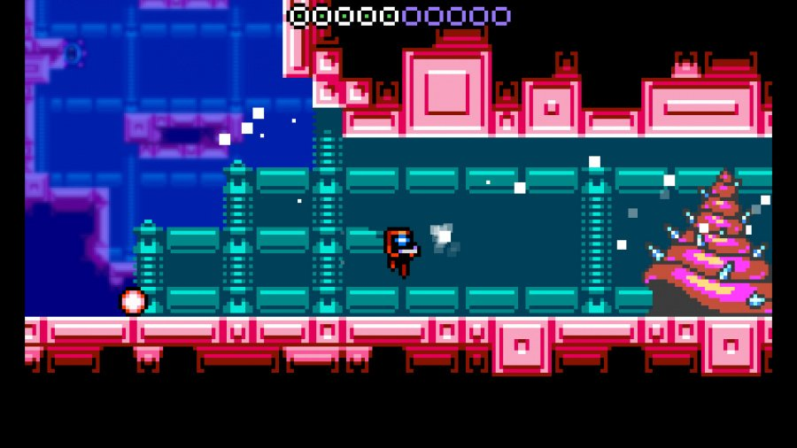 Xeodrifter Review - Screenshot 2 of 3