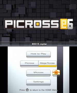 Picross e6 Review - Screenshot 3 of 3