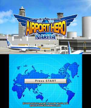 I am an Air Traffic Controller Airport Hero Narita Review - Screenshot 1 of 4