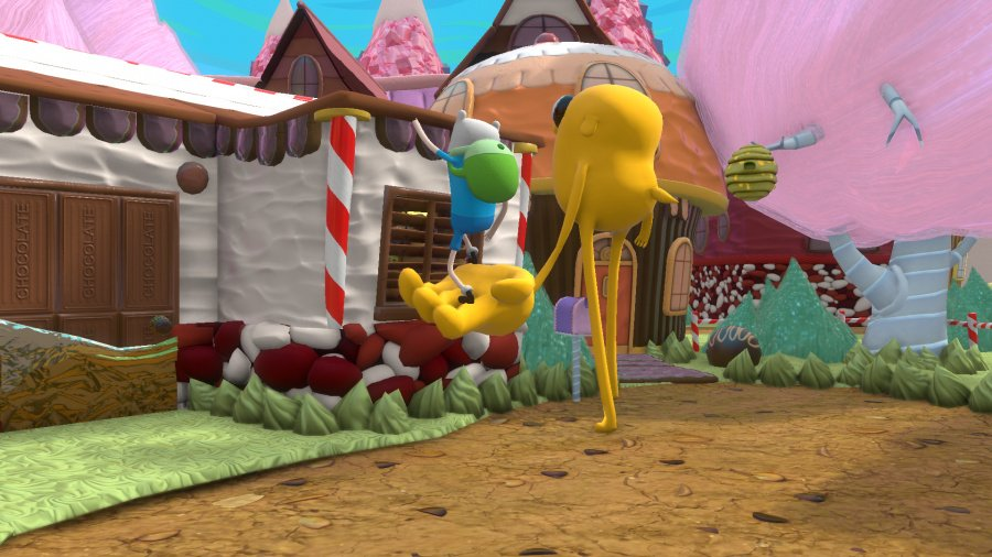 Adventure Time: Finn and Jake Investigations Review - Screenshot 1 of 3