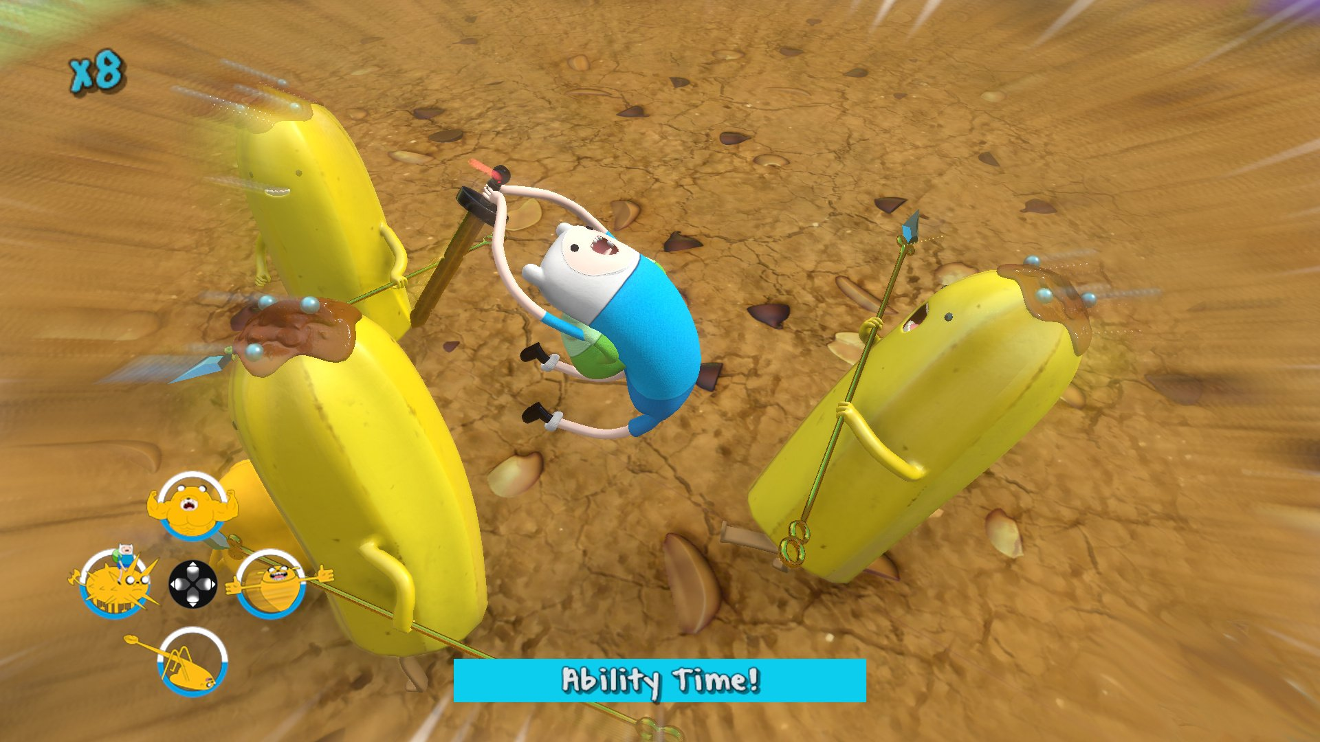 Adventure time finn and jake investigations 3ds download