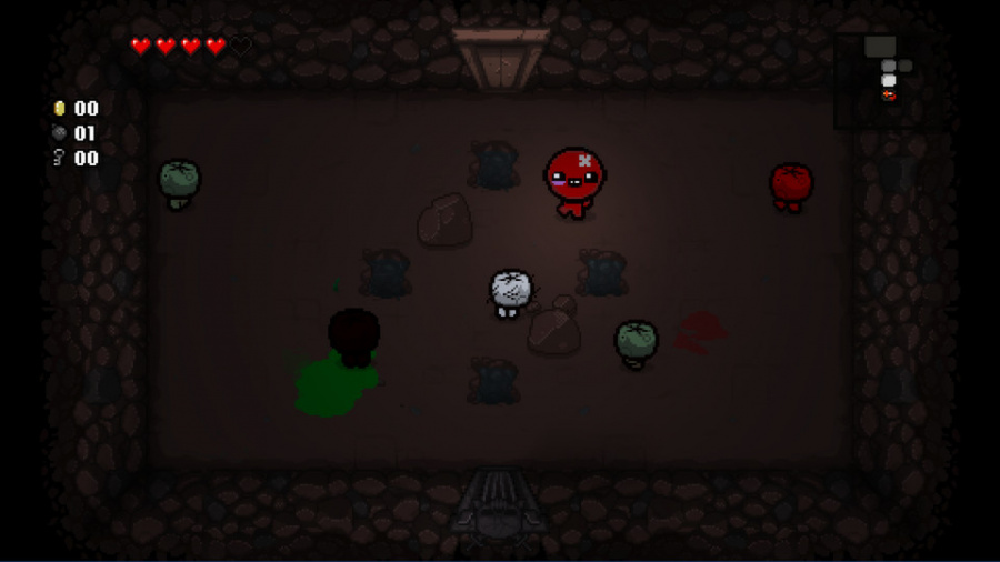 The Binding of Isaac: Rebirth Review - Screenshot 1 of 5