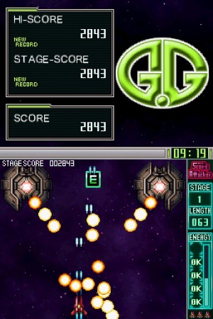 G.G Series SCORE ATTACKER Review - Screenshot 1 of 2