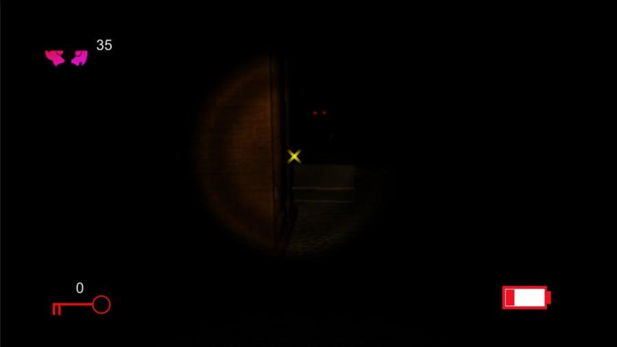 Sanatory Hallways Review - Screenshot 1 of 3
