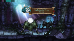 Beatbuddy: Tale of the Guardians Screenshot