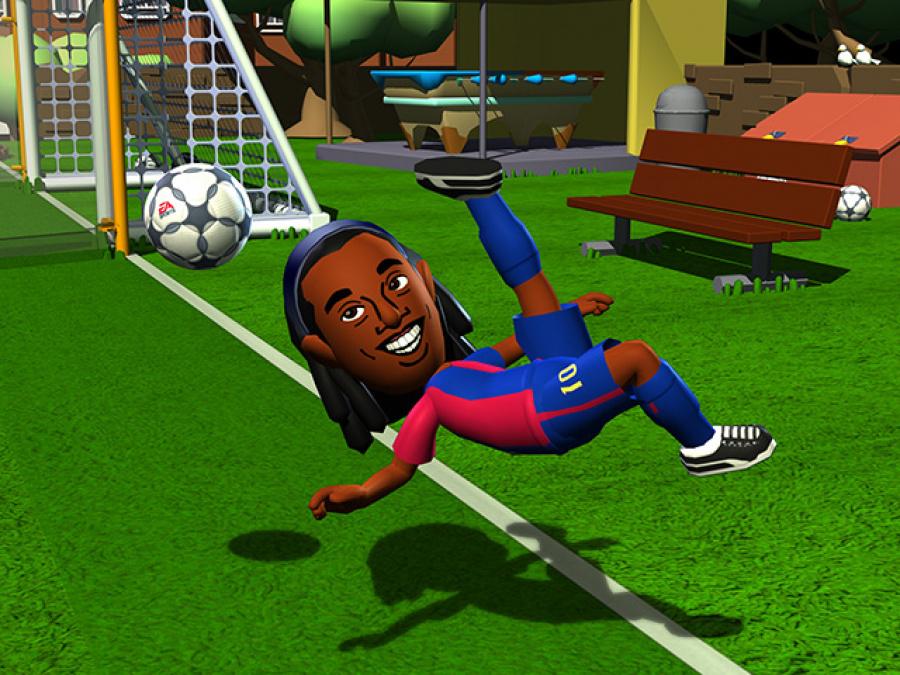FIFA 08 Review - Screenshot 4 of 4