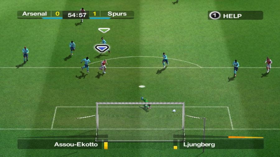 FIFA 08 Review - Screenshot 2 of 4