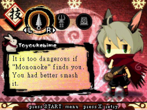 Ninja Usagimaru - The Gem of Blessings Review - Screenshot 2 of 5