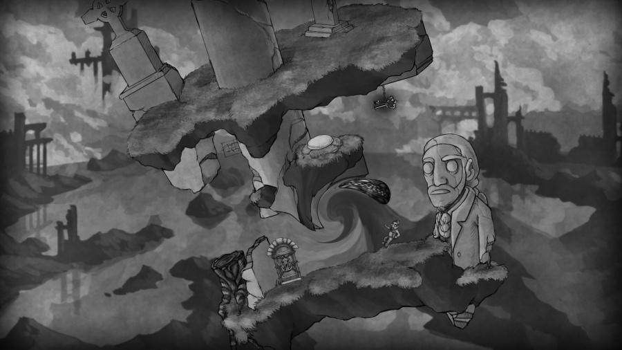 The Bridge Review - Screenshot 1 of 3