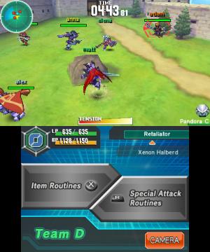 LBX: Little Battlers eXperience Review - Screenshot 3 of 4