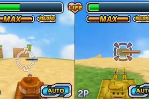 Brave Tank Hero Screenshot