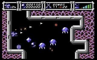 Cybernoid: The Fighting Machine Screenshot
