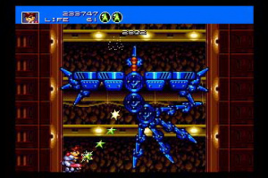 3D Gunstar Heroes Screenshot