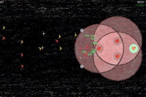 ZaciSa: Defense of the Crayon Dimensions! Screenshot
