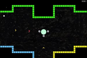 ZaciSa: Defense of the Crayon Dimensions! Screenshot