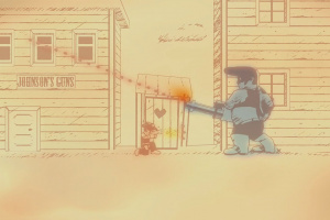 Gunman Clive HD Collection Screenshot