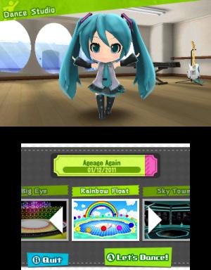 Hatsune Miku: Project MIRAI DX Review - Screenshot 4 of 9