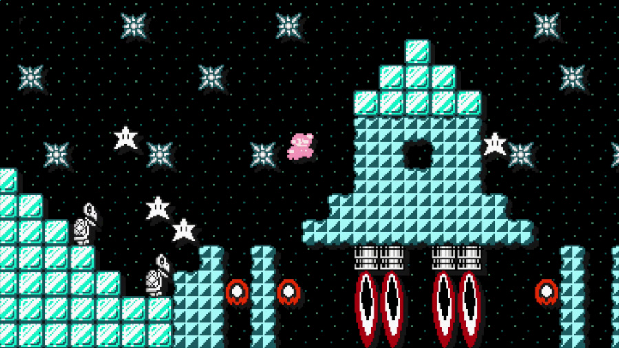 Super Mario Maker Review - Screenshot 1 of 9