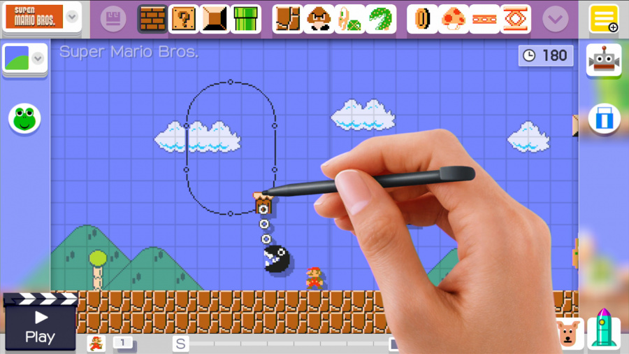 Super Mario Maker Review - Screenshot 5 of 9