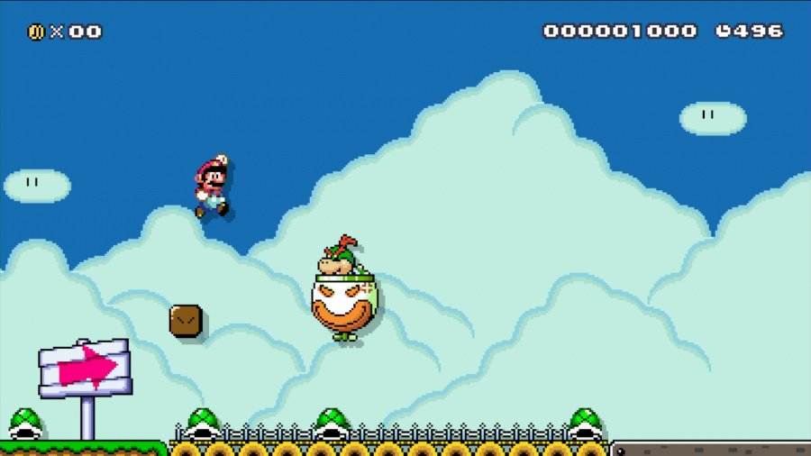Super Mario Maker Review - Screenshot 8 of 9