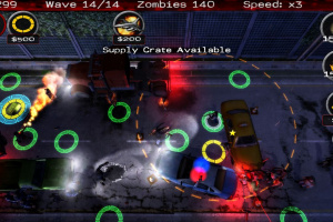 Zombie Defense Screenshot