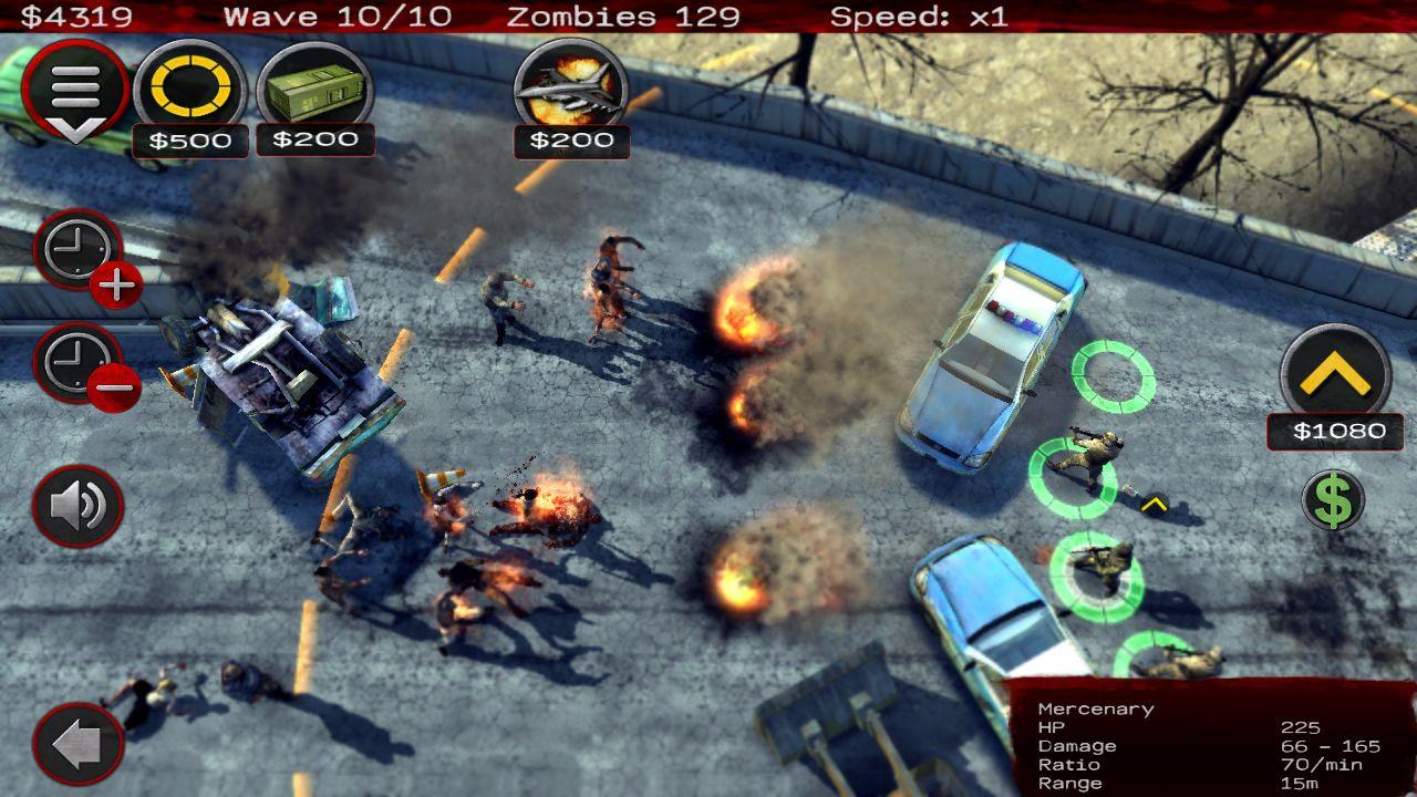 zombie defense wii u eshop news reviews trailer
