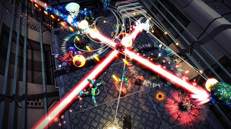 Assault Android Cactus Screenshot