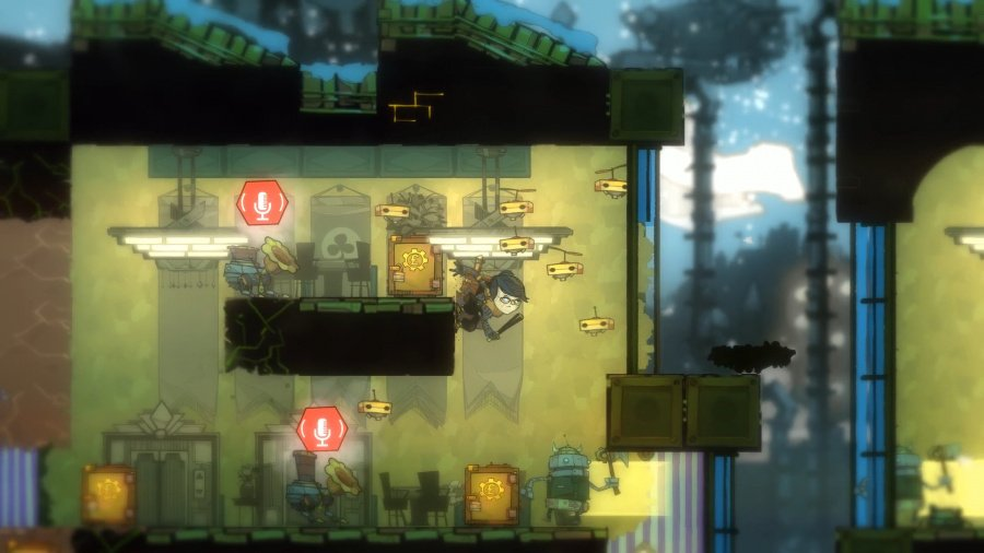 The Swindle Review - Screenshot 1 of 5