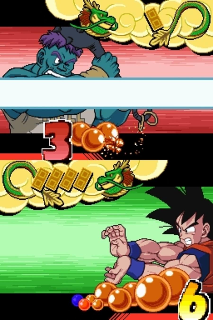 Dragon Ball Z: Goku Densetsu Screenshot