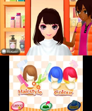 Nintendo presents: New Style Boutique 2 - Fashion Forward Review - Screenshot 5 of 10