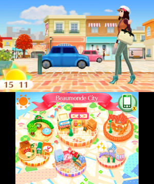 Nintendo presents: New Style Boutique 2 - Fashion Forward Review - Screenshot 3 of 10