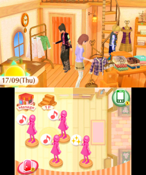 Nintendo presents: New Style Boutique 2 - Fashion Forward Review - Screenshot 2 of 10