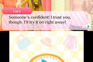 Nintendo presents: New Style Boutique 2 - Fashion Forward Screenshot