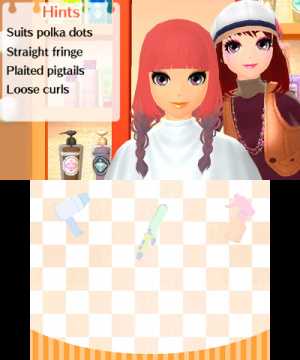 Nintendo presents: New Style Boutique 2 - Fashion Forward Review - Screenshot 6 of 10