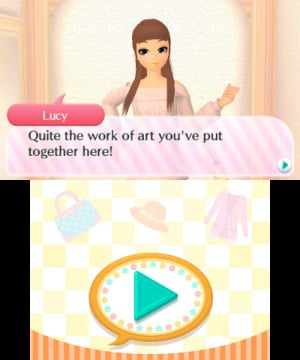 Nintendo presents: New Style Boutique 2 - Fashion Forward Review - Screenshot 7 of 10