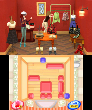 Nintendo presents: New Style Boutique 2 - Fashion Forward Review - Screenshot 9 of 10