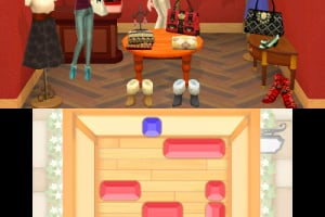 Nintendo presents: New Style Boutique 2 - Fashion Forward Screenshot