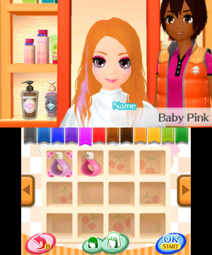 Nintendo presents: New Style Boutique 2 - Fashion Forward Review - Screenshot 4 of 10