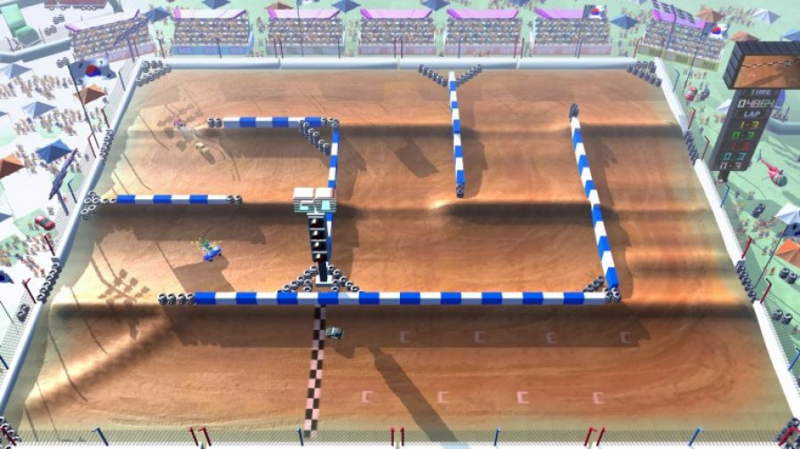 Rock 'N Racing Off Road DX Review - Screenshot 1 of 2