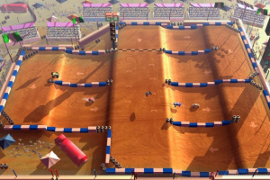 Rock 'N Racing Off Road DX Screenshot