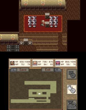 Chronus Arc Review - Screenshot 4 of 4