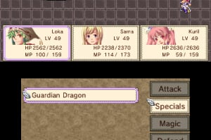 Chronus Arc Screenshot