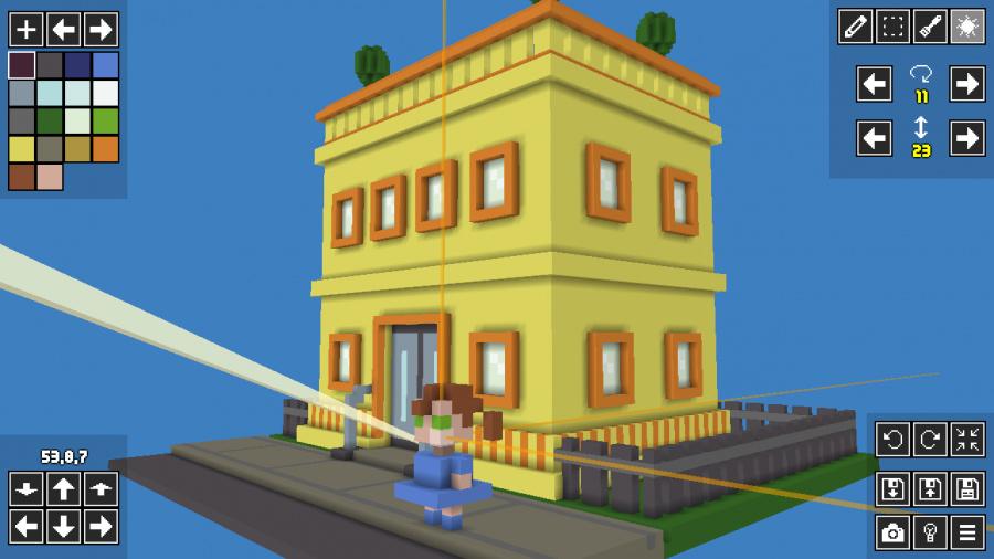 Apartment Wii U