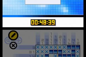 Picross DS Screenshot